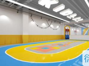 少儿体能运动馆运动环境设计