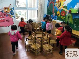 少儿快速反应力体能训练:抢椅子和数7体育游戏规则