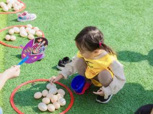 幼儿园中班体能活动《打妖怪》幼儿体育游戏规则