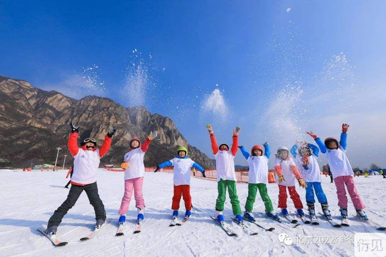幼儿中班班体适能教案:滑雪
